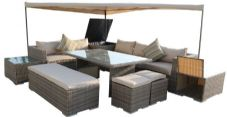 The Tobago Pergola Combination Suite